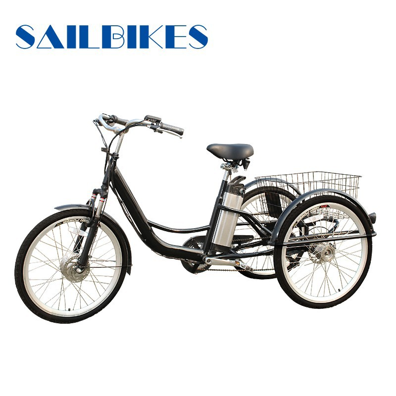 popular electric passenger tricycle for adult