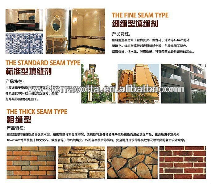 foshan glue for stone and ceramic tile seam filling