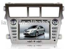 Android Touch screen car DVD player for Toyota New Vios