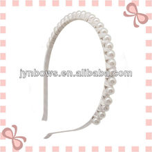 2013 Promotion Hairbands -Headbands-Adult Hairbow Decoration Head-Handmade Hairband with Pearl -Cheaper Hair bands