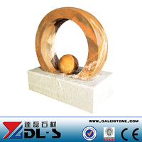 Garden Rolling Ball Water Fountain