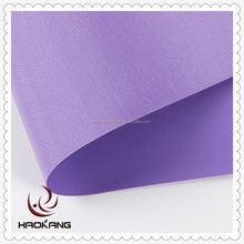 420D Plain Pvc Coated Woven Oxford Fabric For Bag