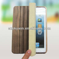 wooden Hard Protective Case For ipad 2 3 4
