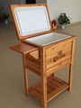 51L Wooden Cooler Box for Beer or Soft Drinks