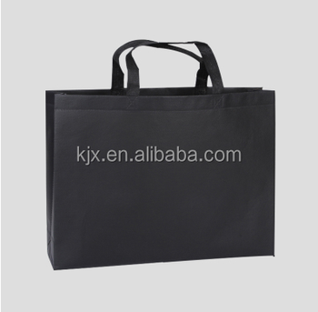 Eco-friendly Foldable Custom Non Woven Shopping bag for Supermarket