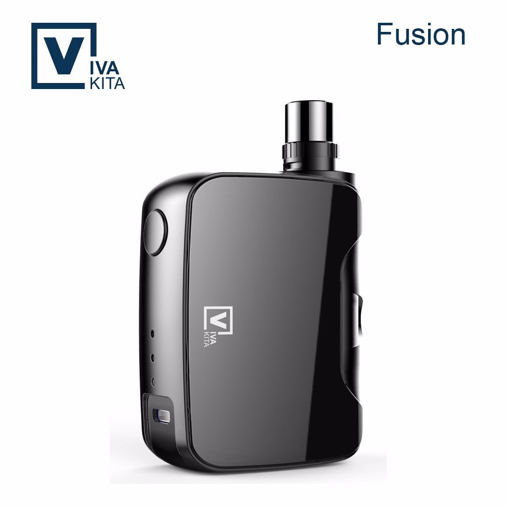 Shenzhen China manufacturer Vivakita Fusion 50w VW child-lock vape electronic cigarette