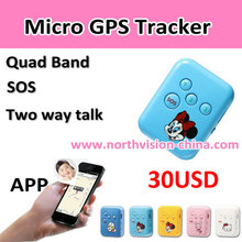 Hidden app sos call personal mini kids gps tracker for kids old people mini gps tracking chip