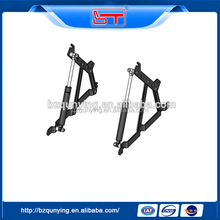 lift gas spring hingeof Wall bed gas supporting furniture hinge