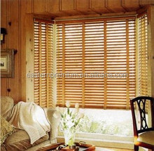Free Sample Top Quality New Zealand Pine window Wooden Venetian Blinds