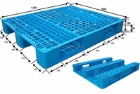 Hot sales plastic recycled euro pallet