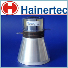 Hainertec high quality 25khz ultrasonic transducer price