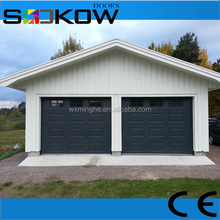 low headroom garage door insulation