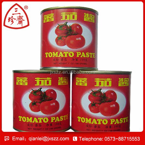 Nutrient-rich tomato paste pizza sauce tomato ketchup / canned tomato paste