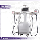 2017 Chine approvisionnement body minceur velashape élimination de la graisse RF vide hifu machine lifting