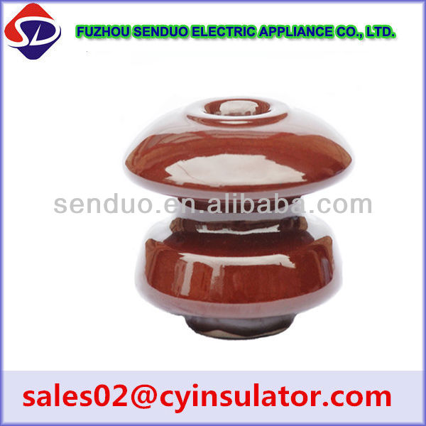 porcelain electric shackle type isolator