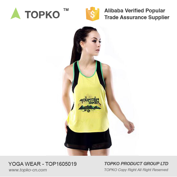 China Supplier New Product Women Exercise Running Yoga Wear