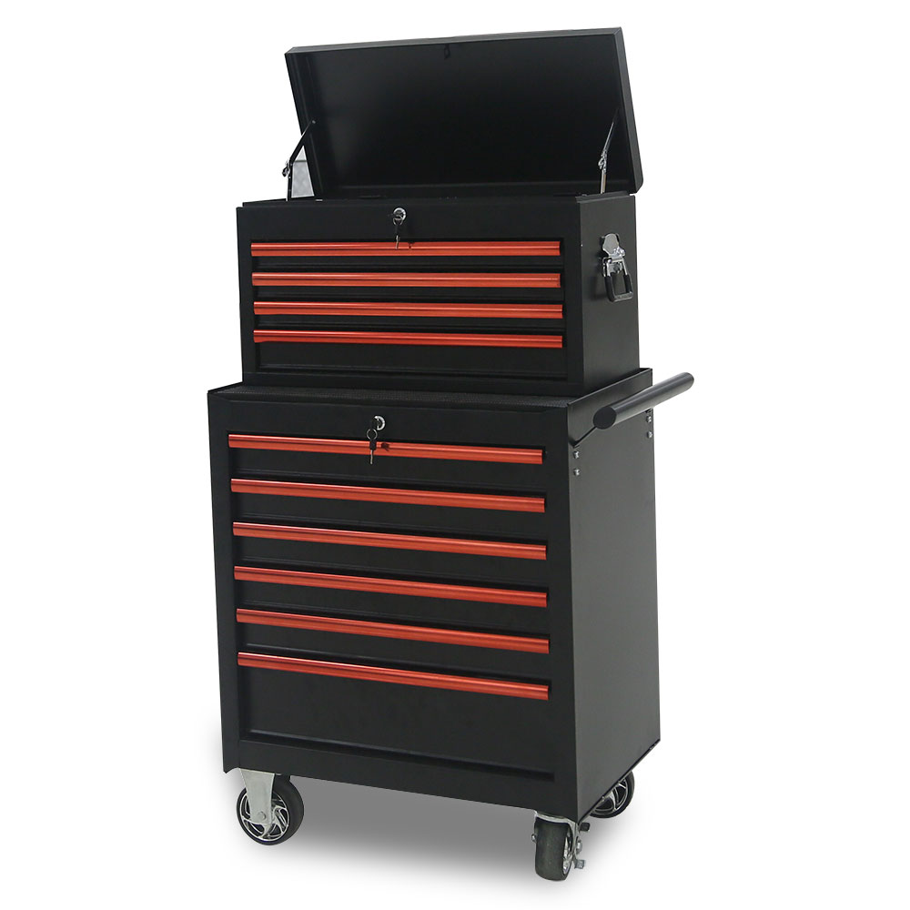 26.7 Inch Customized Color Movable Trolley Tool Box
