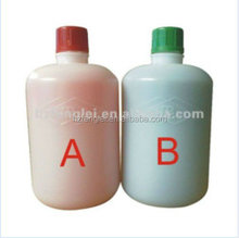 Liquid epoxy resin and hardner, AB glue with plastic drum packing