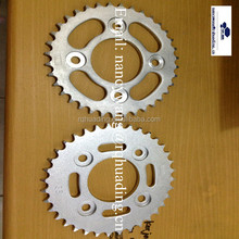 steel motorcycle sprockets;sprockets motorcycle spare parts