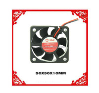 50x50x10mm Micro Blower Fan 50mm DC Fan Low Noise Fan