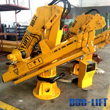 Container Portable Boat Lifting Cranes for Sale
