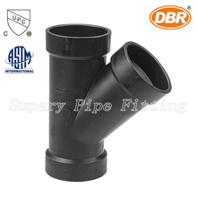 ABS WYE Style Stainless Steel Pipe Fittings