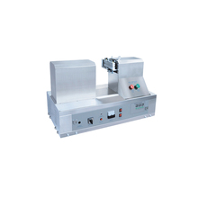 QDFM-125 Cosmetics and Toothpaste Soft Plastic Tube Ultrasonic Tube Sealing Machine