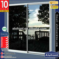 AS2047 Australia Standard interior french doors sliding with AS2208 Double Glazing Glass made in China