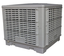 CXD18-02 wall mounted duct evaporative air cooler conditioner 18000m3/h 1.1KW