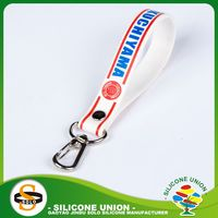 creative pvc/silicone keychains custom cheap silicone keychain tool