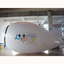 PVC giant advertising Inflatable helium balloon,Light blimp,Rc airship