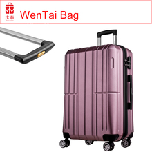 Factory directly customized luggage airboard travel bags royal trolley luggage