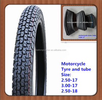 Motorcycle tire price HOT SALE direct manufacturer in China size 3.00-17