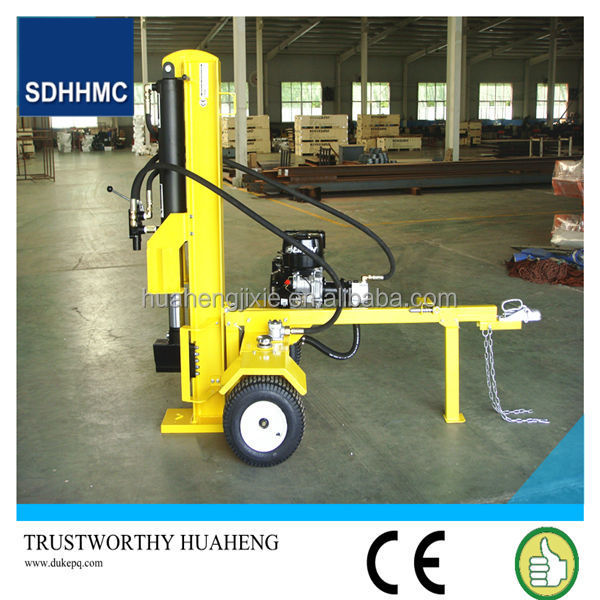 Hot Selling 37/40 Ton Diesel Motor Hydraulic Log Splitter For Tractor,CE Certified