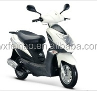 cheap hot new 50cc gas scooter high quality big market beautiful design