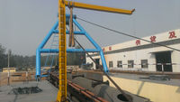 450 low price hydraulic cutter suction dredging ship