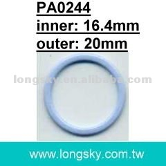 metal ring for women's dress and frock (PA0244/16.4mm inner)
