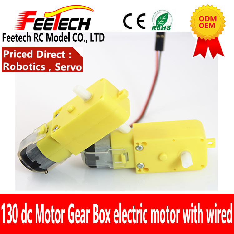 DC Gear Motor 5v Toy Motor With Encoder DC Motor For Toy Car