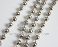 unique fashion decorative metal beads curtain