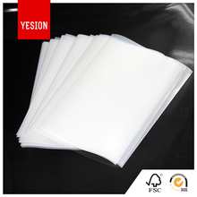 Yesion Wholesale Inkjet Transparency Film, A4 PET Printing Film for Inkjet Printer