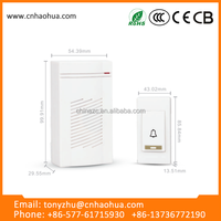 ZTB-29 white good quality wireless doorbell
