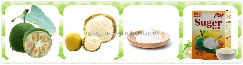 cGMP Manufacturer Health Food Luo Han Guo Extract Powder P.E.