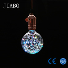 LED Firework Bulb Sky Lighting G95 Babysbreath 3w Led Filament Bulb Color Customized LED Light