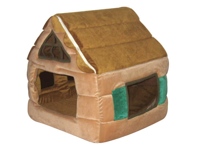 QQFactory China Wholesale High Quality Wooden Dog House With Run