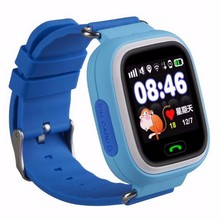 GPS smart watch baby watch Q90 with Wifi touch screen SOS Call Location cheap gps watch