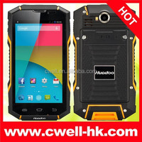 MTK6582M 1G RAM/8G ROM Android 4.4 Quad Core NFC 5.0 Inch IPS Screen Huadoo V4 Best Rugged Mobile Phone India