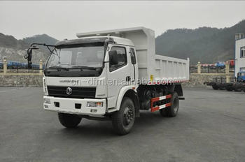 Self-loading dump garbages trucks/standard garbage box volume