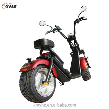 2018 Top Selling Fat Tire 2000w scooter