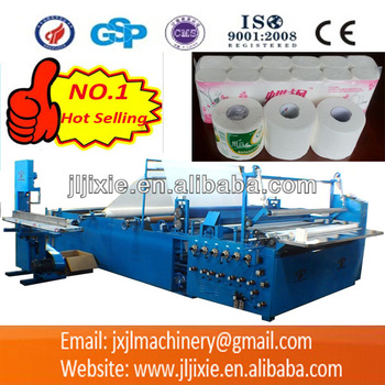 JL-F1900 Automatic Toilet Paper Rolls Making Machine