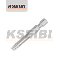 1/4'' KSEIBI Brand Pozidrive Head Screwdriver Bit